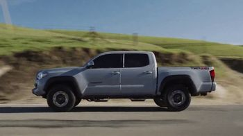 Toyota TV Spot, 'Carve Your Own Path' [T2] - Thumbnail 10