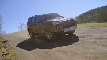 Toyota TV Spot, 'Carve Your Own Path' [T2] - Thumbnail 2