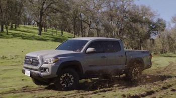 Toyota TV Spot, 'Carve Your Own Path' [T2] - Thumbnail 5