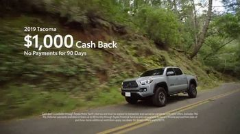 Toyota TV Spot, 'Carve Your Own Path' [T2] - Thumbnail 6