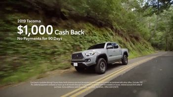 Toyota TV Spot, 'Carve Your Own Path' [T2] - Thumbnail 7