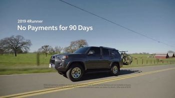Toyota TV Spot, 'Carve Your Own Path' [T2] - Thumbnail 8