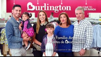 Burlington TV Spot, 'La familia Andaluz va a Burlington para encontrar mas de lo que les gusta' [Spanish] - Thumbnail 1