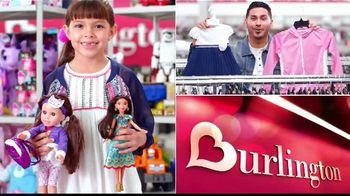 Burlington TV Spot, 'La familia Andaluz va a Burlington para encontrar mas de lo que les gusta' [Spanish] - Thumbnail 6