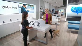XFINITY Mobile TV Spot, 'Pulling My Leg: $100 Back' Featuring Amy Poehler - 1214 commercial airings