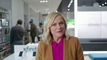 XFINITY Mobile TV Spot, 'Pulling My Leg: $100 Back' Featuring Amy Poehler - Thumbnail 1