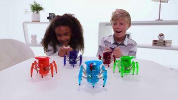 Hexbug Micro Robotic Creatures TV Spot, 'Fire Ant, Beetle, Spider & Scarab'