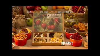 Graze TV Spot, 'Happy and Healthy Eating'