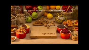 Graze TV Spot, 'Happy and Healthy Eating' - Thumbnail 1