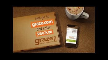 Graze TV Spot, 'Happy and Healthy Eating' - Thumbnail 8