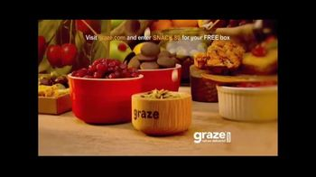 Graze TV Spot, 'Happy and Healthy Eating' - Thumbnail 3