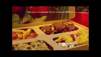 Graze TV Spot, 'Happy and Healthy Eating' - Thumbnail 4