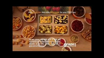 Graze TV Spot, 'Happy and Healthy Eating' - Thumbnail 5
