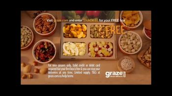 Graze TV Spot, 'Happy and Healthy Eating' - Thumbnail 6