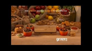 Graze TV Spot, 'Happy and Healthy Eating' - Thumbnail 7