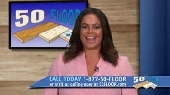 50 Floor TV Spot, 'April Special' - Thumbnail 1