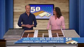 50 Floor TV Spot, 'April Special' - Thumbnail 2