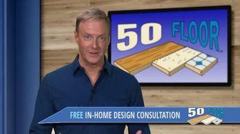 50 Floor TV Spot, 'April Special' - Thumbnail 4