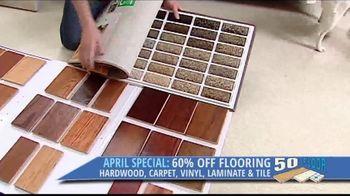 50 Floor TV Spot, 'April Special' - Thumbnail 5