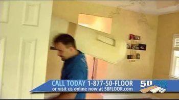 50 Floor TV Spot, 'April Special' - Thumbnail 7