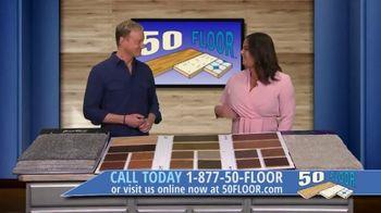 50 Floor TV Spot, 'April Special' - Thumbnail 8