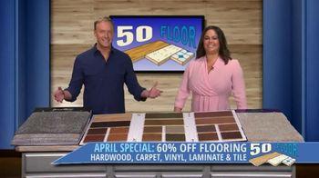 50 Floor TV Spot, 'April Special' - Thumbnail 9