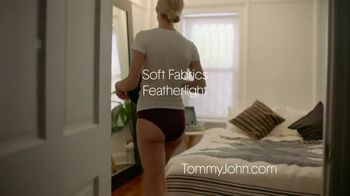 Tommy John Women's Line TV Spot, 'Air Fabric' - Thumbnail 3