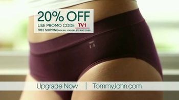 Tommy John Women's Line TV Spot, 'Air Fabric' - Thumbnail 9