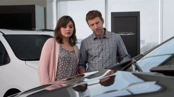 Chrysler Spring Sales Event TV Spot, 'Talking Van: Are We a Van Family?' [T2] - Thumbnail 2