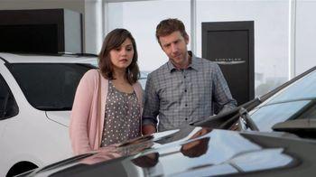 Chrysler Spring Sales Event TV Spot, 'Talking Van: Are We a Van Family?' [T2] - 25 commercial airings