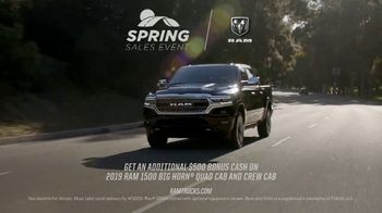 Ram Trucks Spring Sales Event TV Spot, 'All Powerful' Song by A Thousand Horses [T2] - Thumbnail 7