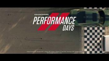 Dodge Performance Days TV Spot, 'Fast Lane' [T2] - Thumbnail 8