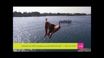TLC Vision TV Spot, 'LASIK: $400 Off'