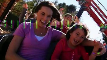 Six Flags Season Pass Sale TV Spot, 'Spring Break: 65 Percent' - Thumbnail 2