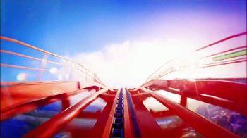 Six Flags Season Pass Sale TV Spot, 'Spring Break: 65%' - Thumbnail 1