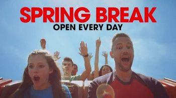 Six Flags Season Pass Sale TV Spot, 'Spring Break: 65%' - Thumbnail 3