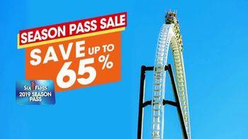 Six Flags Season Pass Sale TV Spot, 'Spring Break: 65%' - Thumbnail 6