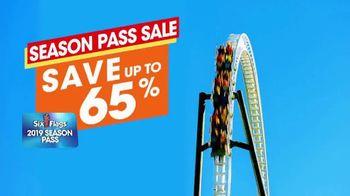 Six Flags Season Pass Sale TV Spot, 'Spring Break: 65%' - Thumbnail 7