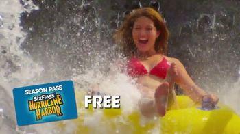 Six Flags Season Pass Sale TV Spot, 'Spring Break: 65%' - Thumbnail 8