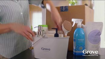 Grove Collaborative TV Spot, 'Fresh and Healthy: Mrs. Meyer's Cleaning Kit'