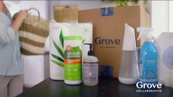 Grove Collaborative TV Spot, 'Fresh and Healthy: Mrs. Meyer's Cleaning Kit' - Thumbnail 5