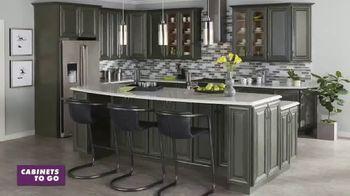 Cabinets To Go TV Spot, 'Dream Kitchen: 35 Percent'