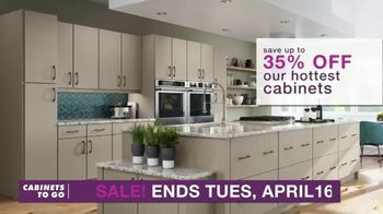 Cabinets To Go TV Spot, 'Dream Kitchen: 35 Percent' - Thumbnail 4