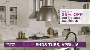 Cabinets To Go TV Spot, 'Dream Kitchen: 35 Percent' - Thumbnail 5