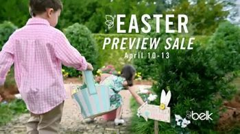 Belk Easter Preview Sale TV Spot, 'Dresses and Sport Coats' - Thumbnail 3