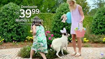 Belk Easter Preview Sale TV Spot, 'Dresses and Sport Coats' - Thumbnail 4