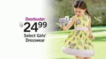 Belk Easter Preview Sale TV Spot, 'Dresses and Sport Coats' - Thumbnail 6