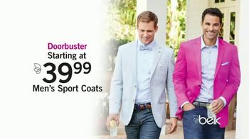 Belk Easter Preview Sale TV Spot, 'Dresses and Sport Coats' - Thumbnail 8