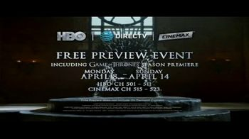 DIRECTV TV Spot, 'Free Preview Event' - Thumbnail 9