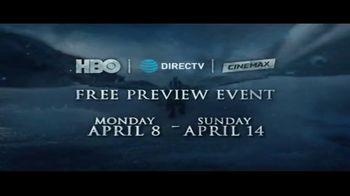 DIRECTV TV Spot, 'Free Preview Event' - Thumbnail 3
